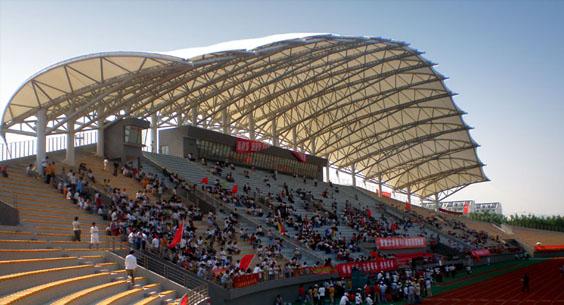 安徽大学体育场