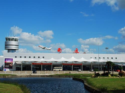 南通兴东机场膜结构
